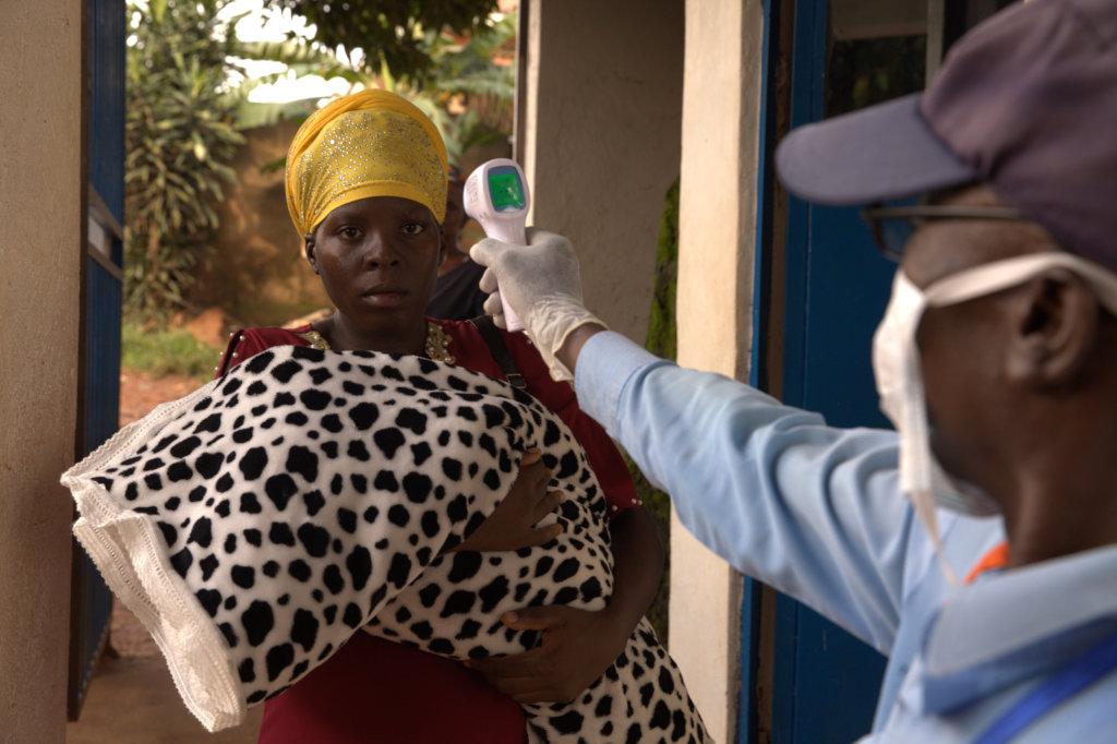 Covid-19 testing & treatment for 20,000 Ugandans
