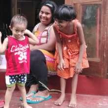 Ashu, Kishani and Rehara
