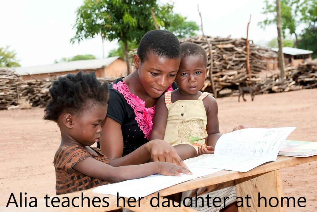 COVID 19 danger to  teenage mother to go to school