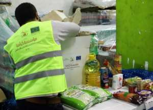 Food packages for vulnerable households