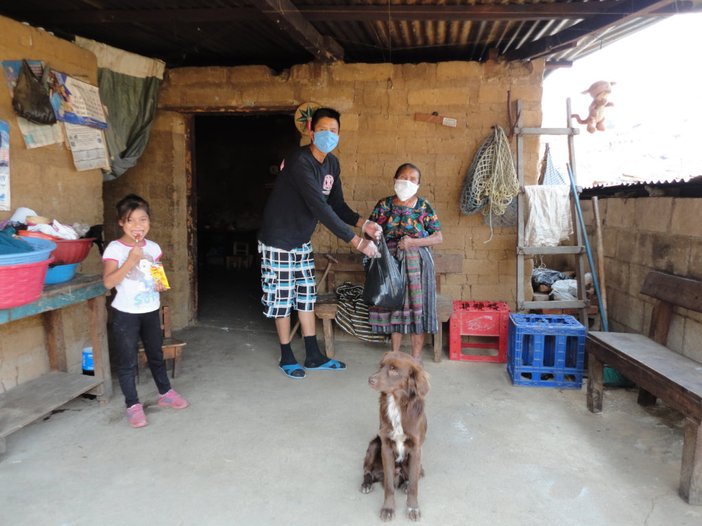 Help fight the spread of Covid-19 in Guatemala