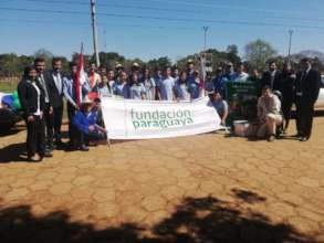 Fundacion Paraguaya and the Belen Agricultural Sc