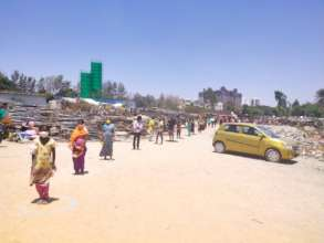 COVID19 relief to 4,000 migrant workers Bangalore