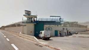Gilboa prison. Photo: Google Maps