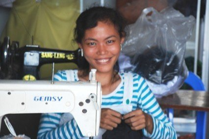Help a young woman escape Cambodia's sex industry