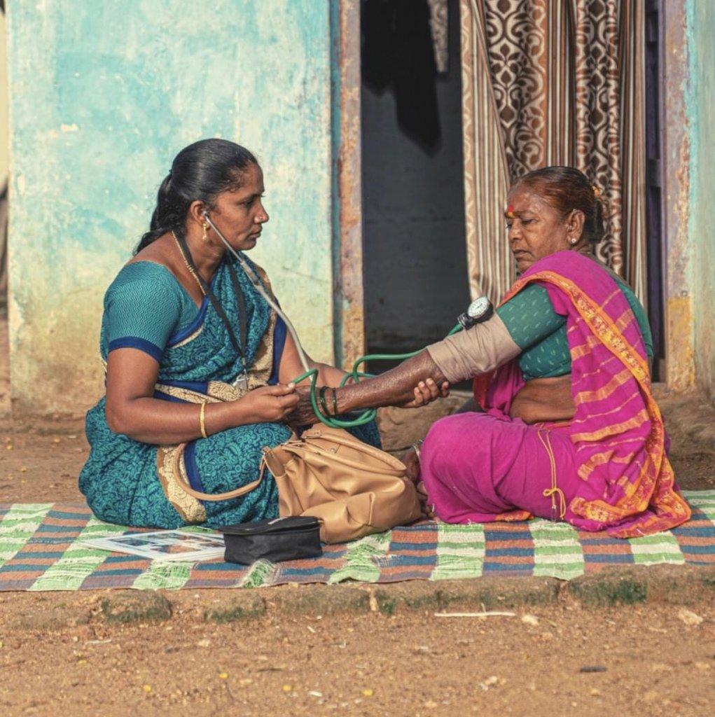 COVID19 Relief: Holistic Healthcare in India