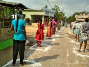 Emergency Aid in the Covid pandemic- South Asia