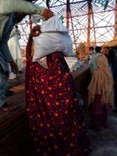 Food for workers starving in Pakistan due to COVID