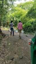 Door to door distribution in Golapganj,Syhlet