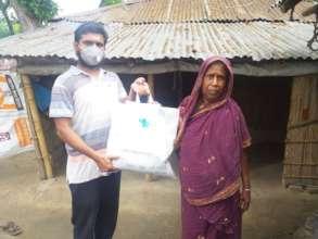 COVID-19 Food Donation in Bangladesh