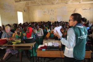 Hygiene and Menstruation Awareness Workshop