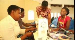 Sewing Reusable Sanitary Pads
