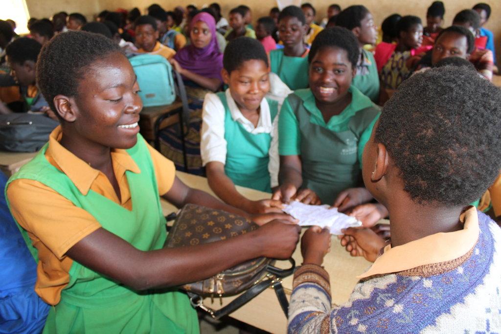 Keep 1000 Malawi Girls in School Through WASH