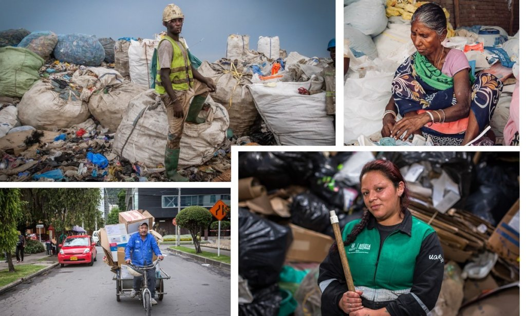 Empowering & Supporting Waste Pickers Globally