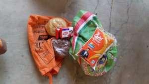 Groceries and Sanitation