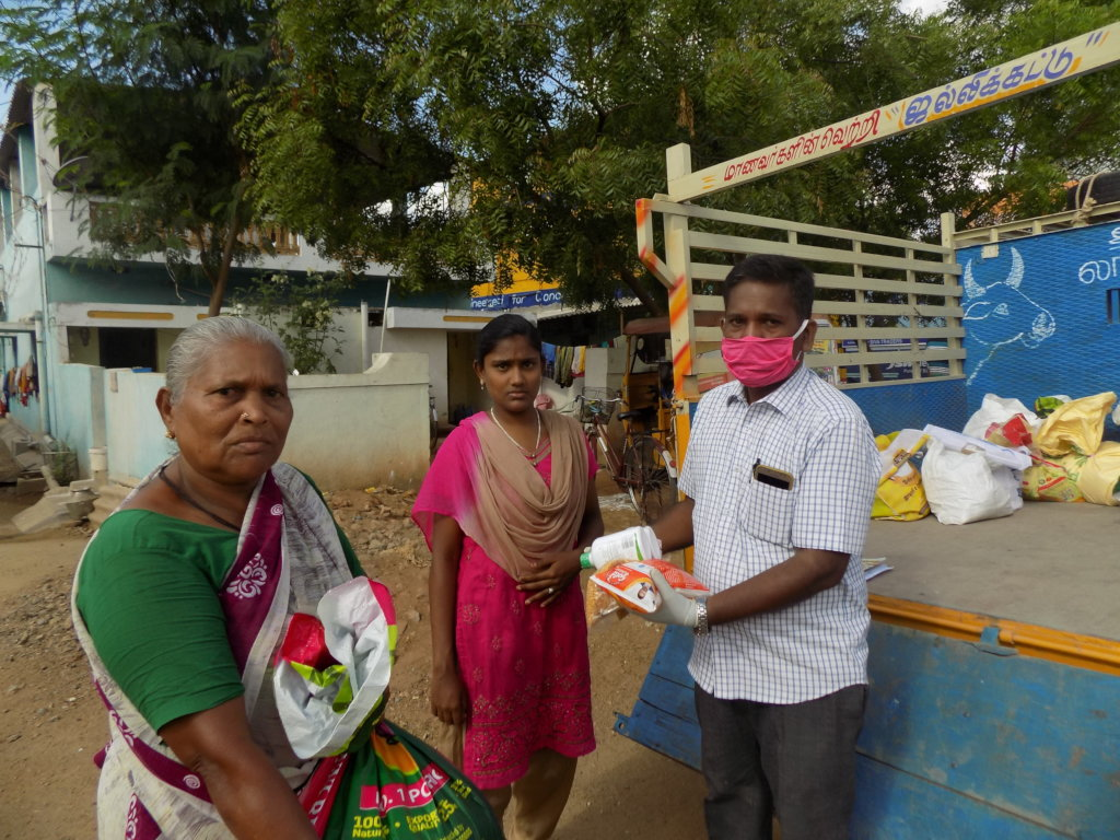 Feed the Hunger and Relief during COVID-19 crisis