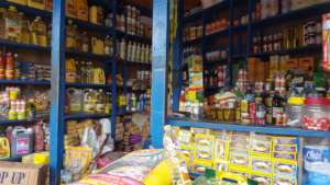 food supplies in the market