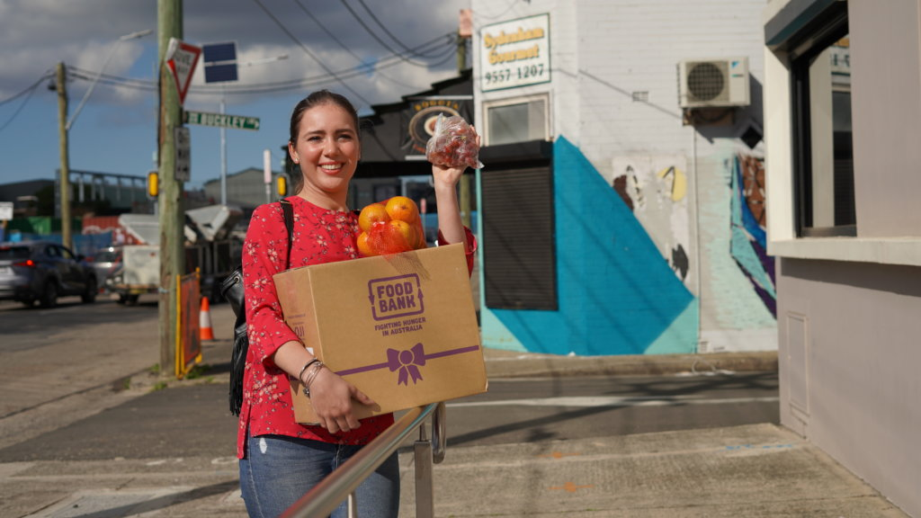 COVID19: Food relief for vulnerable Australians
