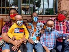 Family Cloth Mask Initiative