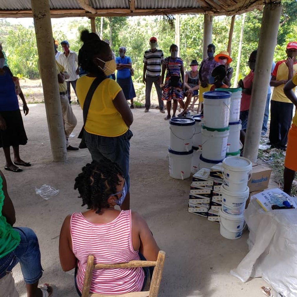 Fight the spread of COVID-19 in Rural Haiti