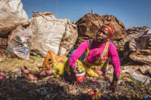 Support & Elevate Nigerian Waste Collectors