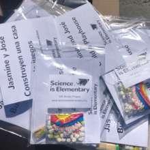 SiE Books ready to distribute