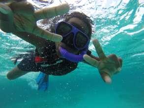 Swim and snorkel lessons