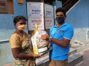COVID19 Relief Donation for poor daily wage worker