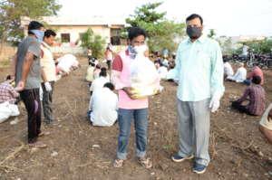 best charityindia sponsoring foodgroceries to poor