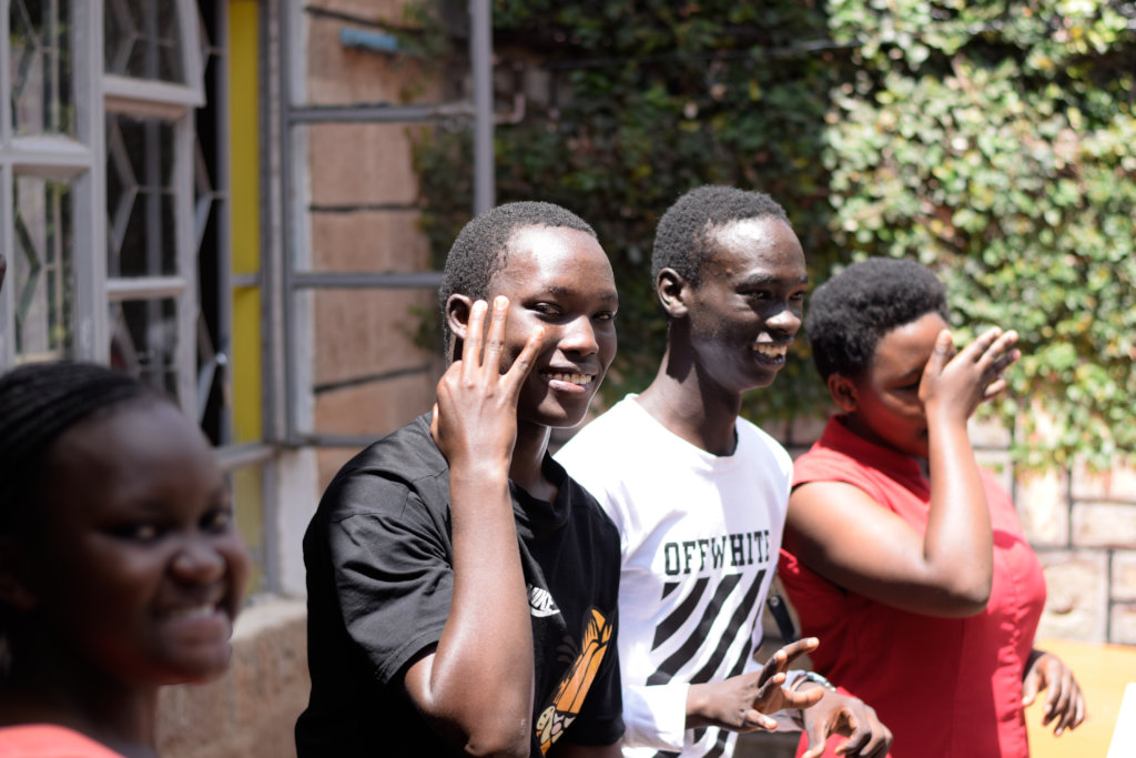Give Hope & Resilience To Youth In Kenya