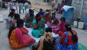 counselling to mothers in the community