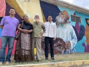 Tata Dios potter and sculpture guardian