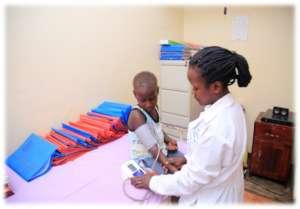 Basic nursing care at the hostel