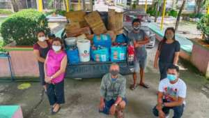 AAI supplies arriving into Visayas