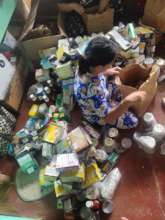 Food donations to AAI-US arrive in the Philippines