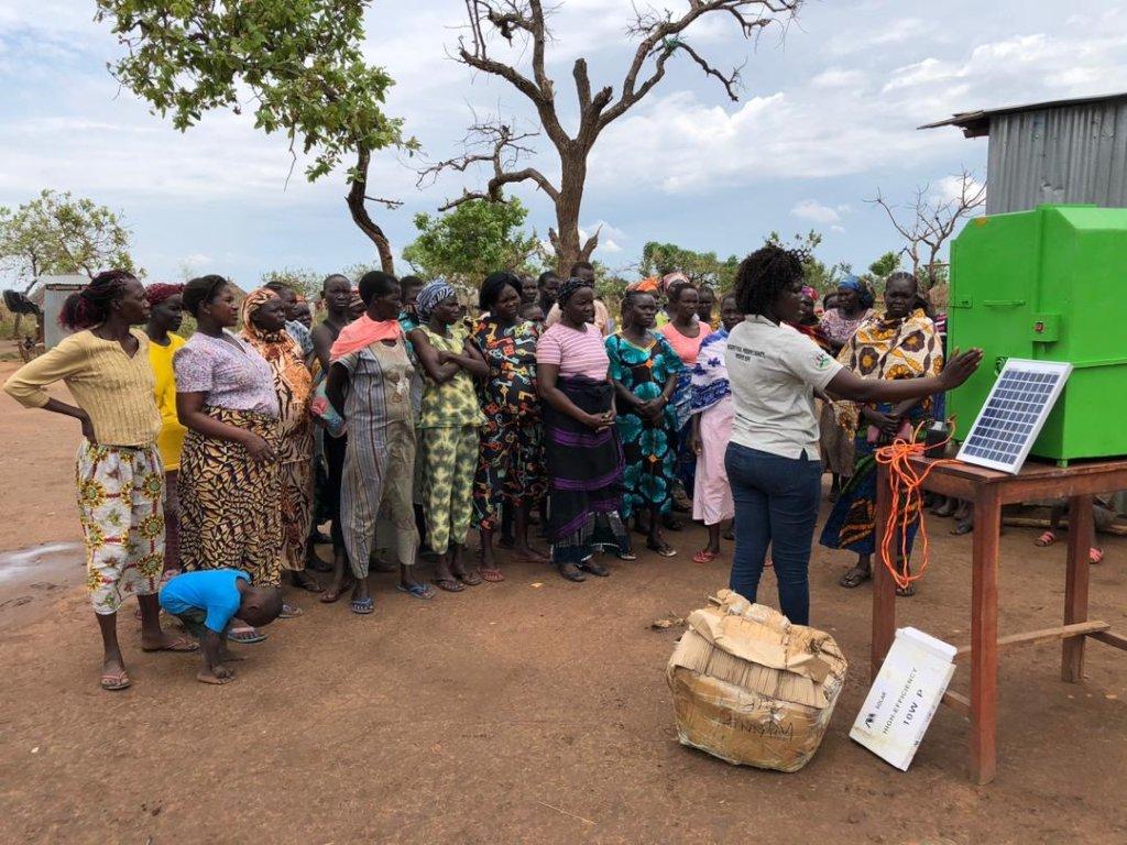 COVID19 Response in Yumbe, Uganda