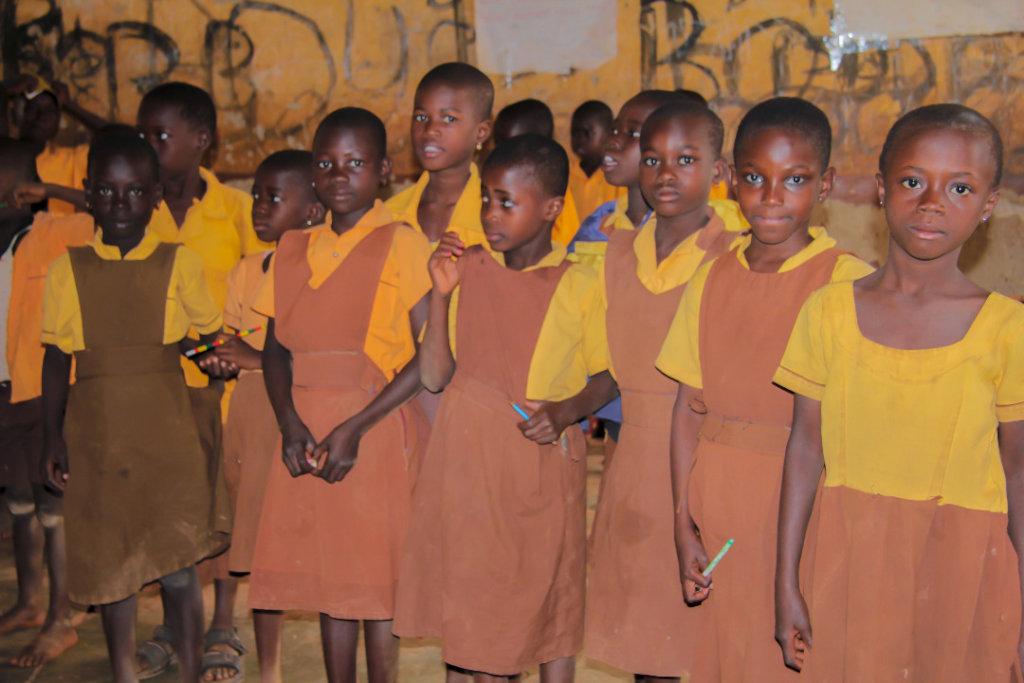 Make a life, gift an education to rural kids Ghana