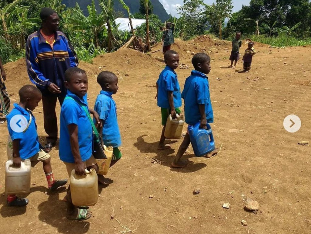 Emergency Supplies to Save Cameroon from COVID-19