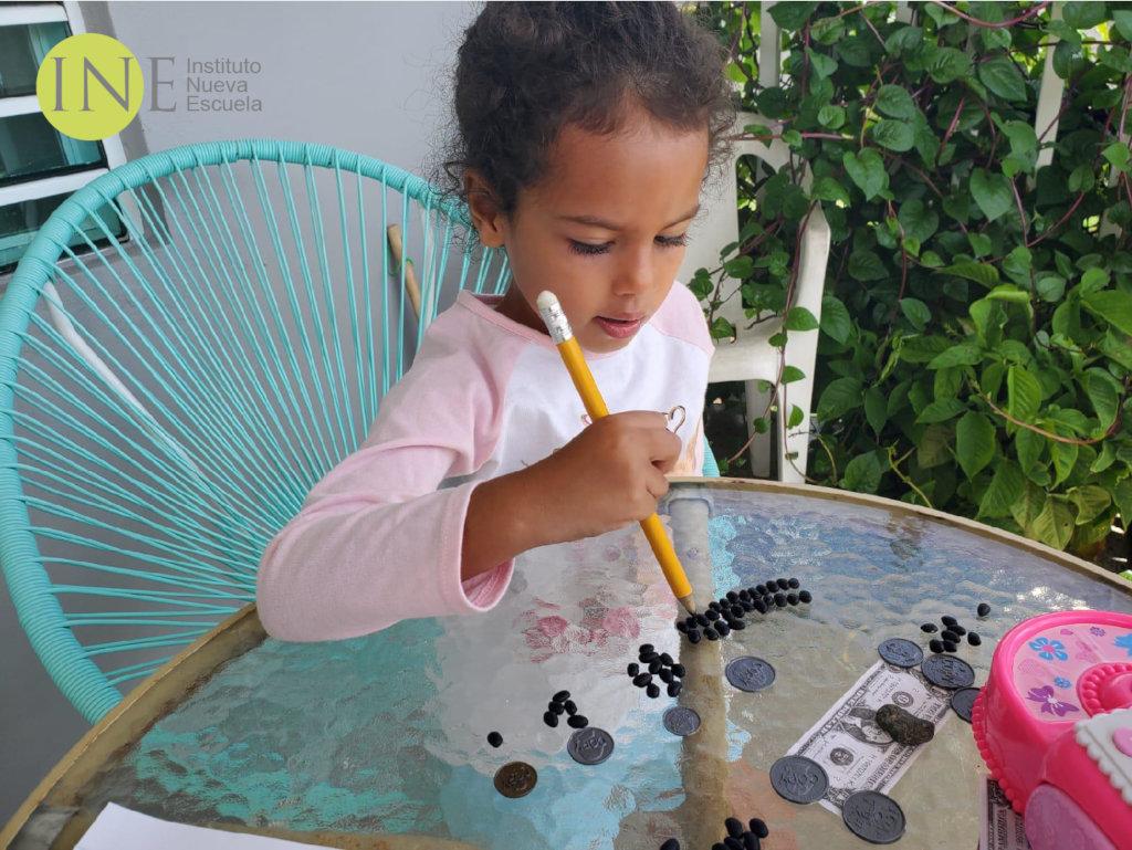 Ankura joins Montessori at Home Project