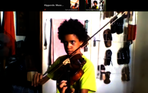 Violin Online lessons