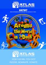 Around the World in 7 Days Against Covid-19