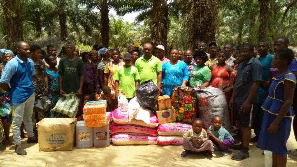 HELP 1000 IDPs IN NW/SW CAMEROON WITH BASIC NEEDS
