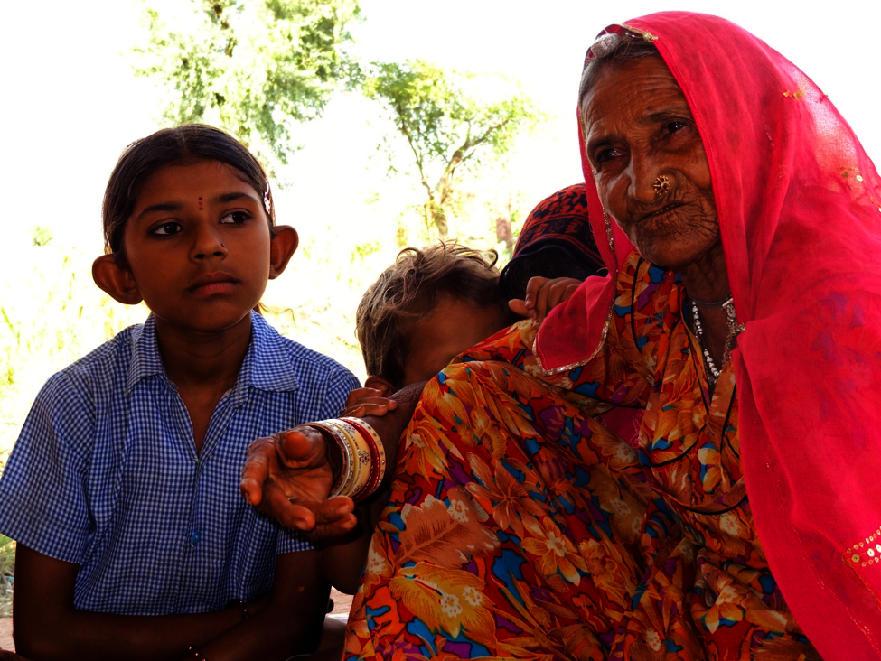 COVID-19 Response for Older People in Rural India