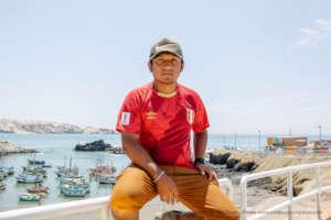 Percy, Fisherman, La Islila