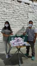 Delivery to Parachique, Peru