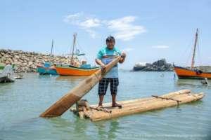 PPE for Peru fishing communities