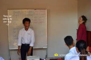 English class activity