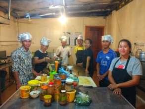 Cook team