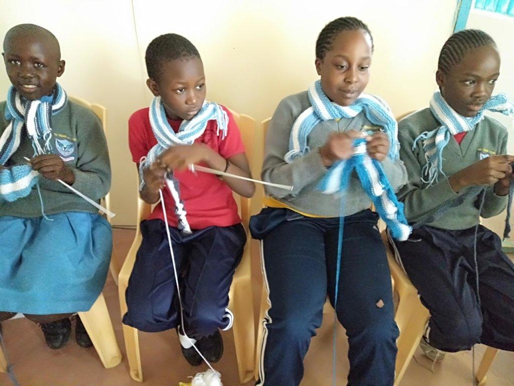 Child Friendly Libraries for 4,500 children