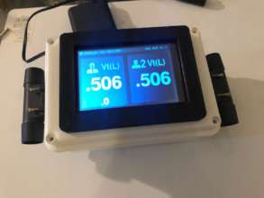 Compact 2.1 V of the Kit with 4'' touch display